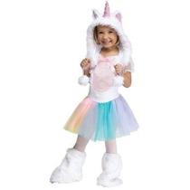 Disfraz Bebe Niño Niña Unicornio Primavera