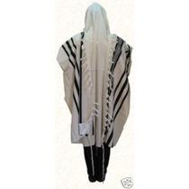 Tallit Talit Enorme Tales Xxl Manto Ritual Kosher Israel