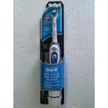 Cepillo Dental Eléctrico Braun Oral-b Con 2 Pilas Pro-salud!