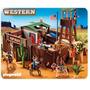 Playmobil 5245 Oeste Fuerte Del Oeste (caja Maltratada)