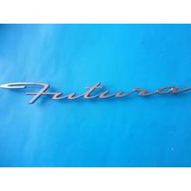 Emblema Futura Ford Falcon Clasico Original