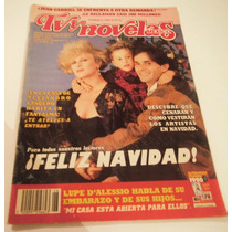 Tv Y Novelas, Christian Bach, Humberto Zurita, Navidad 1989