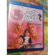 Austin Powers En Blu-ray - Mike Myers - Elizabeth Hurley