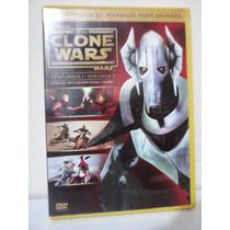 Star Wars The Clone Wars Temp. 1 Vol. 3 Dvd Original