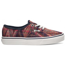 Tenis Vans Authentic Woven Chevron Vn-018bgy6 Originales