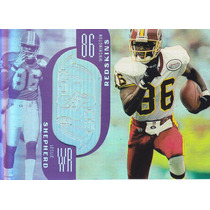 1998 Spx Finite Spectrum Leslie Shepherd Wr 273/325