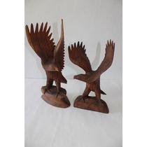 Escultura De Aguila Pequeña