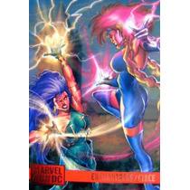 Enchantress Vs Circe / Dc Vs Marvel Comics Cards 89