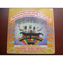Beatles Magical Mistery Tour Vinil Lp Importado