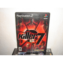 Killer 7 Ps2 Play Station 2