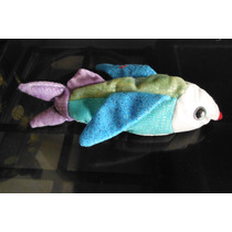 Peluche Pez Fish Propeller Ty Beanie Babies Mar Sea Oceano
