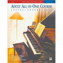 Adult All-in-one Course: Alfred
