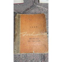 Ford 200 Manual Del Taller