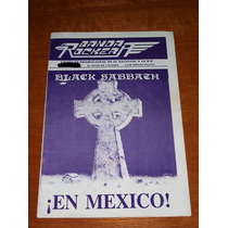 Revista Banda Rockera · Especial De Black Sabbath