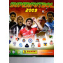 Album De Estampas Superfutbol 2009