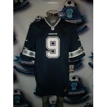 Jersey Oficial Nike Nfl Vaqueros Dallas Cowboys Romo-9