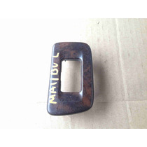 Moldura Control Vidrio Tapa Puerta Tras Izq Malibu 96 00 Org