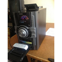 Minicomponente Sony Genezi / Mhc-gt222