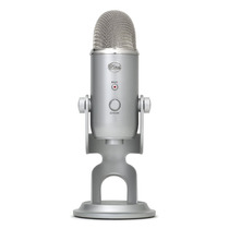Microfono Usb Para Podcast Blue Microphone Yeti Usb Pm0