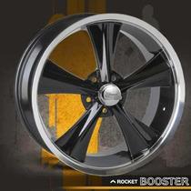 Rin 18 S Musclecar Centro Negro Camaro Challenger Mustang
