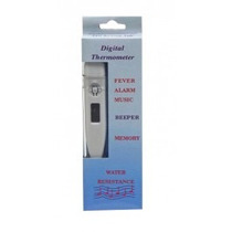 Fiebre Del Termómetro Digital - Medisure Temperatura Rígido