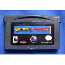 Gauntlet / Rampart - Juego Gba Hm4