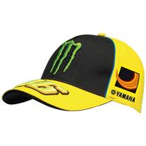Valentino Rossi 2013 Yamaha Monster Cap Gorra Vr46