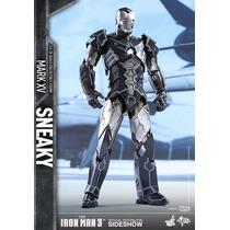 Preventa Hot Toys Iron Man Mark Xv Sneaky 1/6