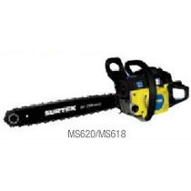 Oferta Motosierra 45 Cc En 18 Pulg 2.2 Hp Surtek Moto Sierra