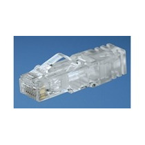 Plug Rj45 Panduit Cat. 6 Paquete C/100 Sp688-c