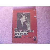 V. I. Lenin, Un Paso Adelante, Dos Pasos Atrás.
