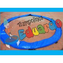 Colchoneta Cubre Resortes Trampolin Brincolin Tumbling