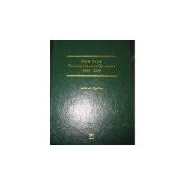 Album Monedas De 25 Ctav Usa Conmemorativo Estados Vmj
