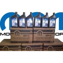 Aceite Sintetico Atf+4 Mopar Para Transmisiones Automaticas