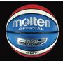 Balón Basquetbol Bgmx7 Molten Profesional Mn4