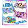 Lona Personalizada Princesita Sofia  Para Fiesta Cupleaños