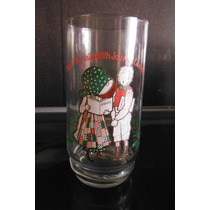Vaso Holly Robby & Hobbie Limited Edition 1980 Coca Cola