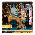 Tocador Monster High Cleo De Nile Nuevo Sellado Original