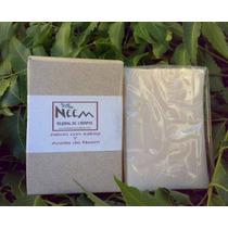 Jabón Con Aceite De Neem Y Aloe Vera