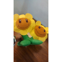 Plantas Vs Zombies Peluches