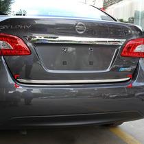 Sentra Nissan 2013 Cromo De Cajuela Lujo Y Elegancia Au1