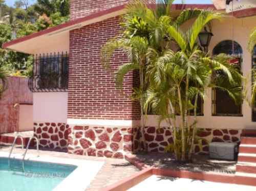 Casa en acapulco alberca 4 recamaras fracc costa azul for Casa y jardin abc color