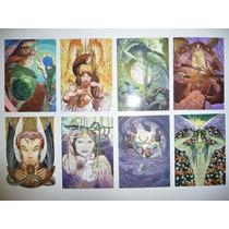 Michael Kaluta Set 90 Cartas Completo 1995 Fpg
