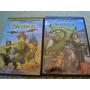 Shrek 1 Y 2 Dvds Pelicula Animada Dream Works