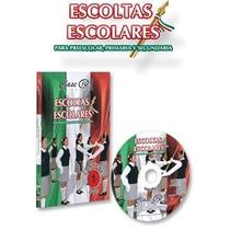 Escoltas Escolares Para Primaria 1 Dvd + 1 E-book