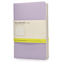 Libreta Pasteles Bolsillo Int Blanco Moleskine Cuaderno