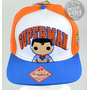 Superman Dc Comics Pop Heroes Gorra Importada 100% Orig. 2