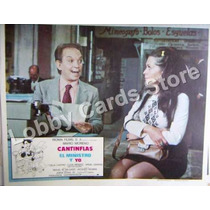 Lobby Cards, Carteles,cantinflas,peliculas