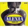 Alexia  Gimme Love-remixes  Cd Sencillo Raro