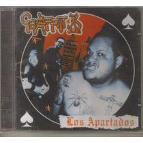 Graffiti 3x - Los Apartados - Hardcore Punk Mexicano Cd Rock
